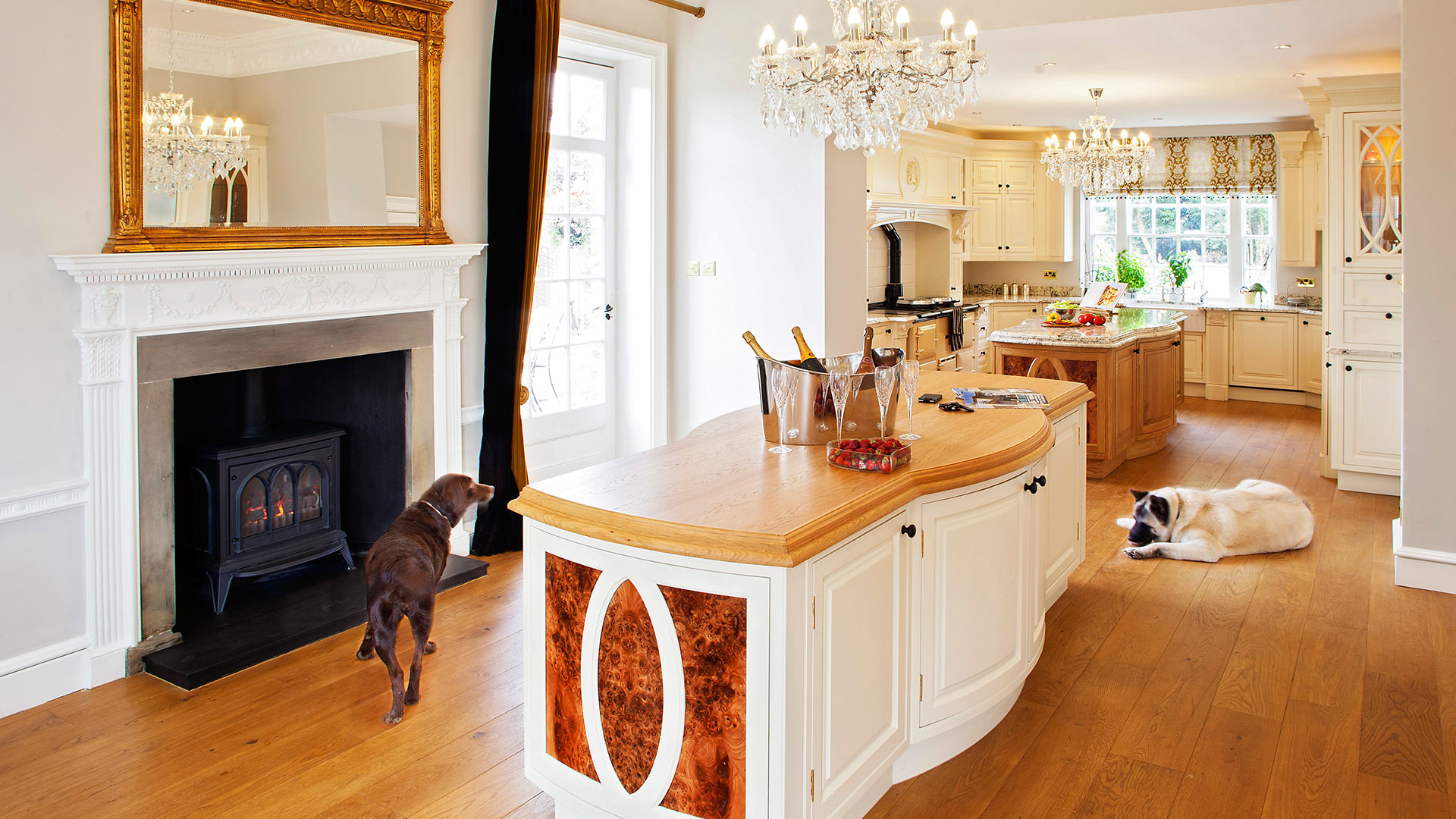 Broadway bespoke kitchens