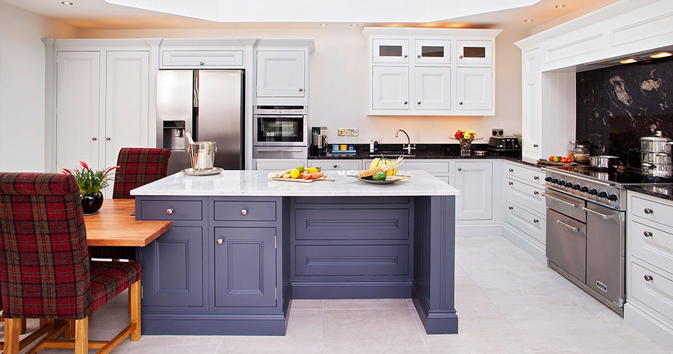 pastiche knightsbridge bespoke kitchen by Broadway
