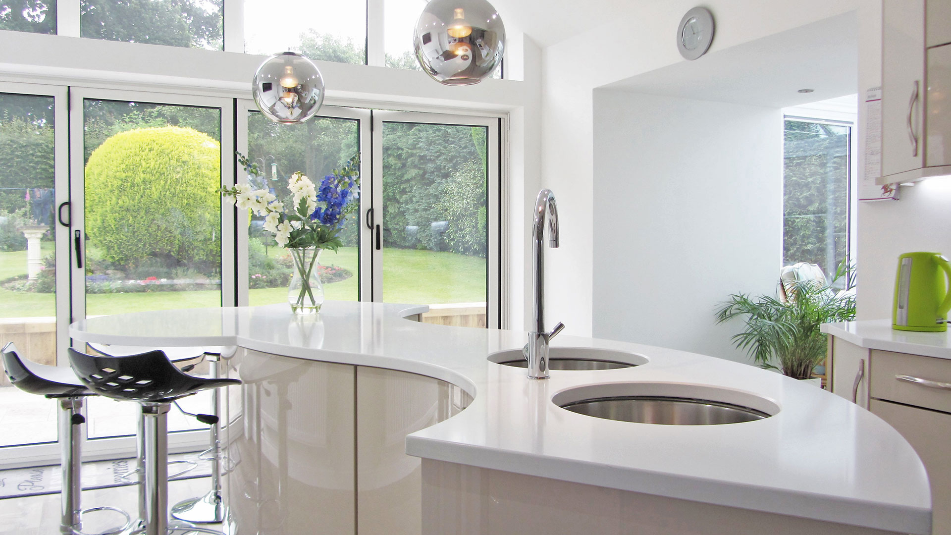 Endearing 20 Luxury Kitchens Bathrooms Streetly