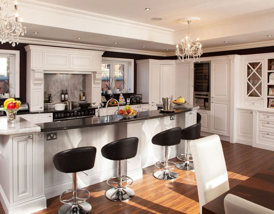 luxury edwardian bespoke kitchens
