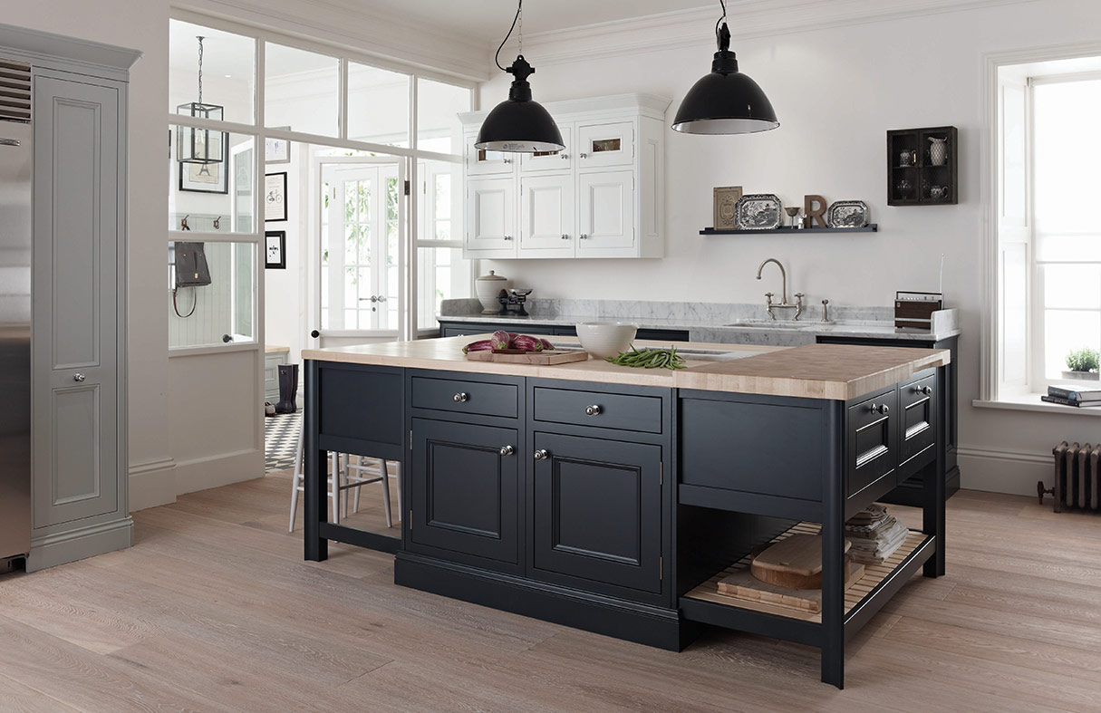 Handmade Kitchens And Painted Kitchens London