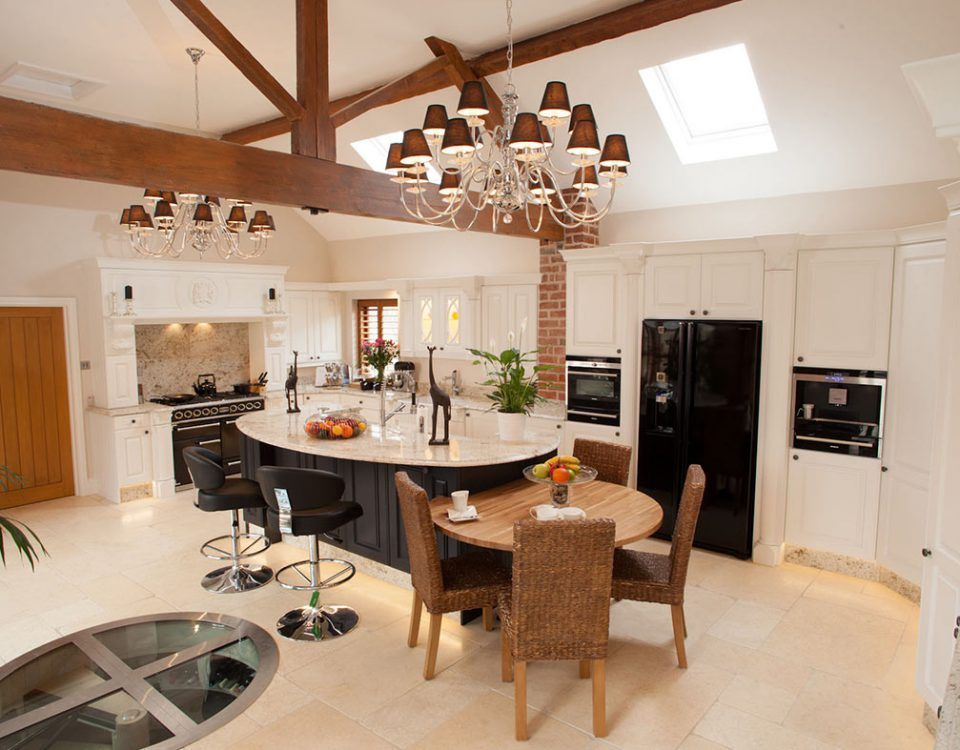 Charming Broadway Knightsbridge Rendition Kitchen