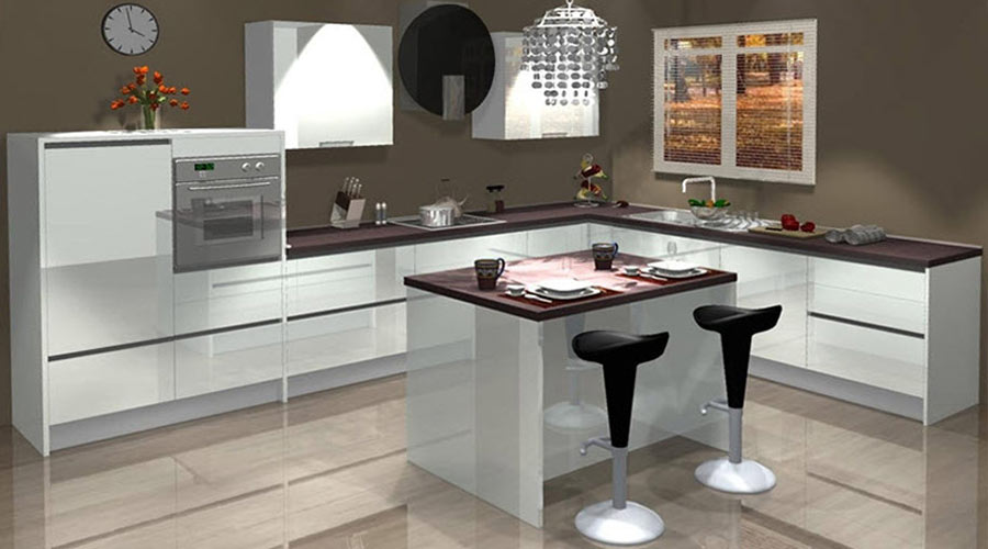 3d Kitchen Design App | Modern Home Interior