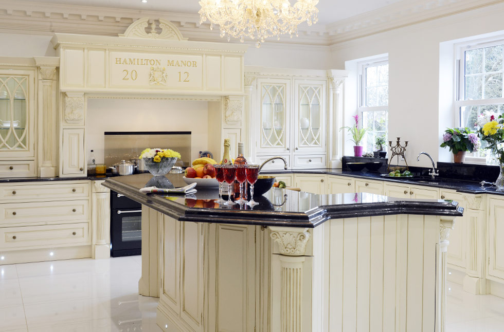 Broadway Knightsbridge Bespoke Victorian Kitchen 1
