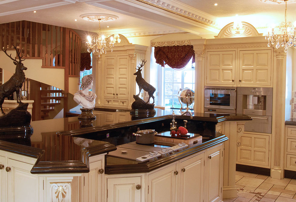 The Origins Of Luxury Kitchens