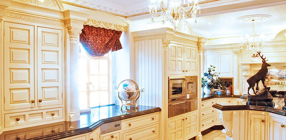 Traditional Kitchens Victorian Or Edwardian