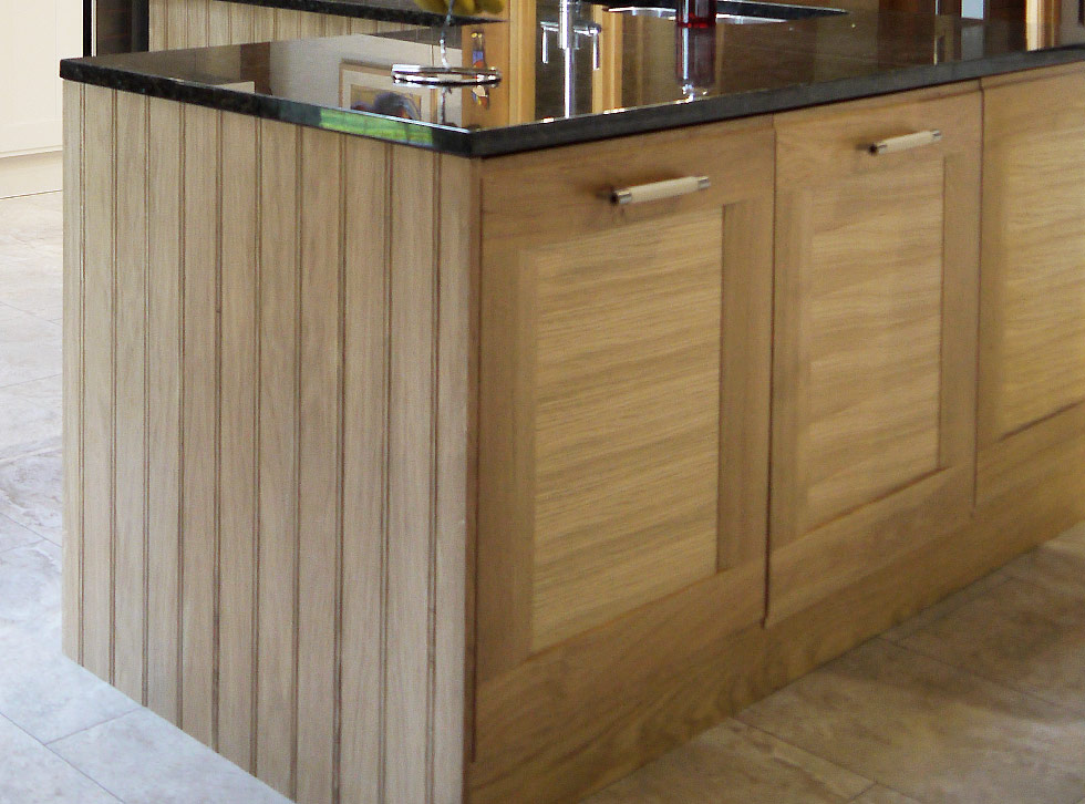 Broadway Shaker Wood Mix Kitchen