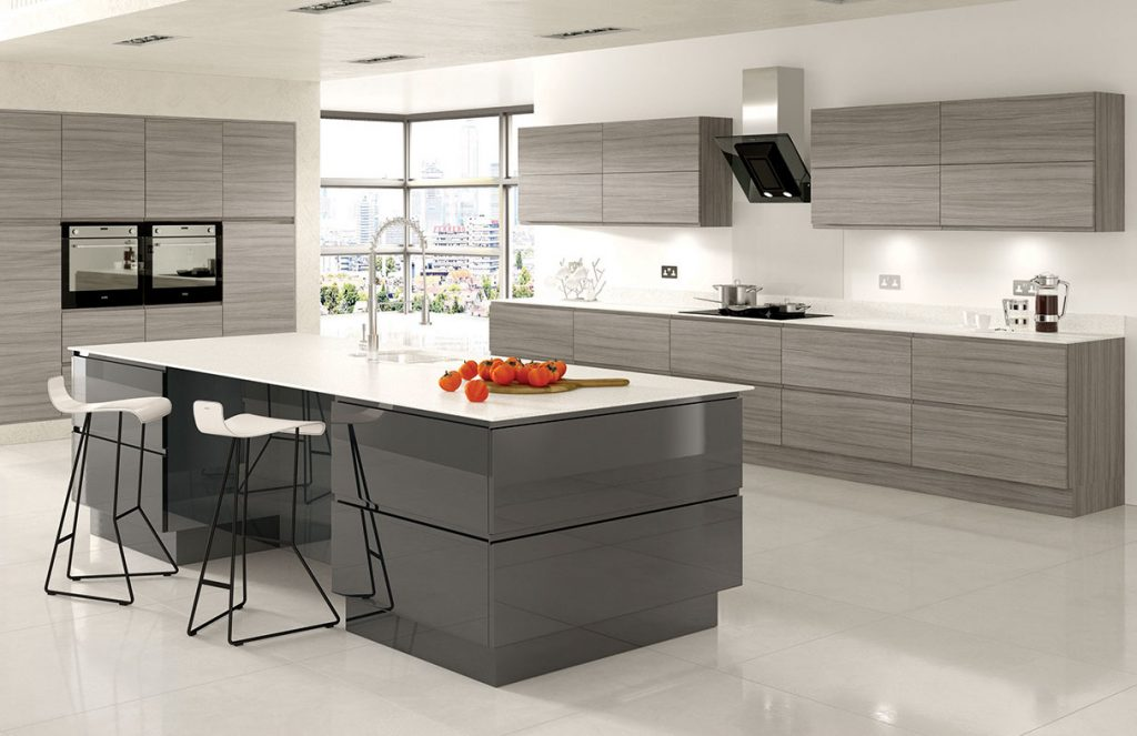 Designer German Style Modern Kitchens Handmade Bespoke Kitchens By Broadway Birmingham