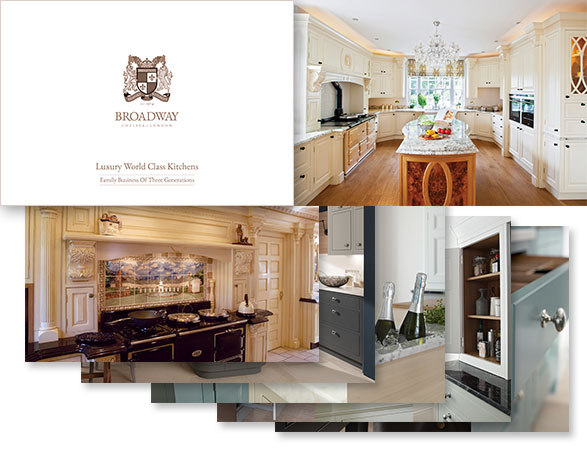 Request a Broadway Kitchens Brochure