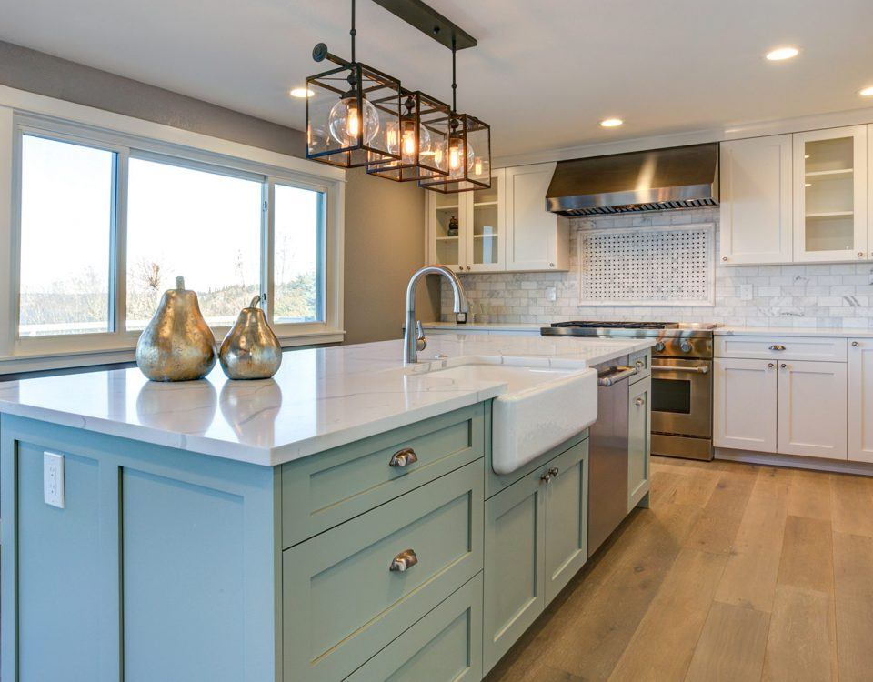 Colour Trends for Bespoke Kitchens in 2021